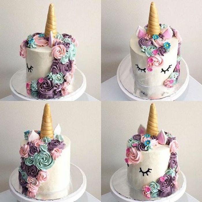 1001 Ideen Fur Einzigartige Einhorn Kuchen Und Torten Kuchen Und Torten Susse Kuchen Einhorn Kuchen
