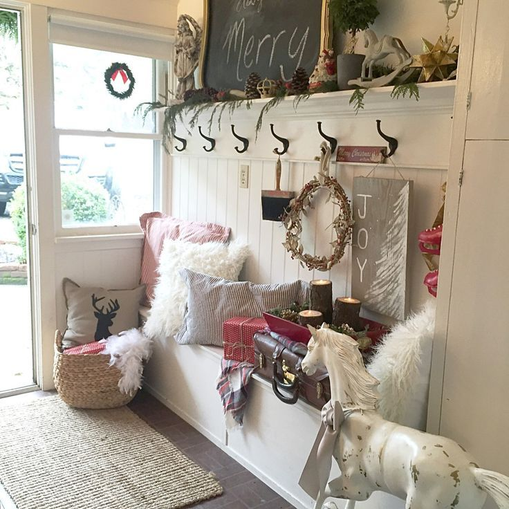 Photo of Bauernhaus Christmas Home Tour – Hallstrom Home