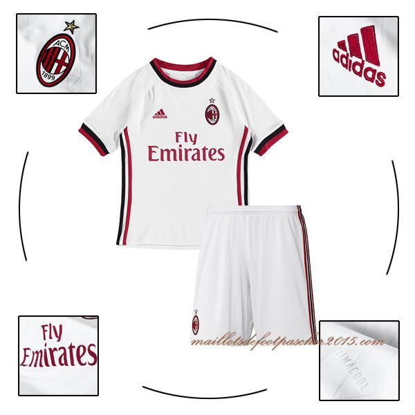 tenue de foot AC Milan Enfant
