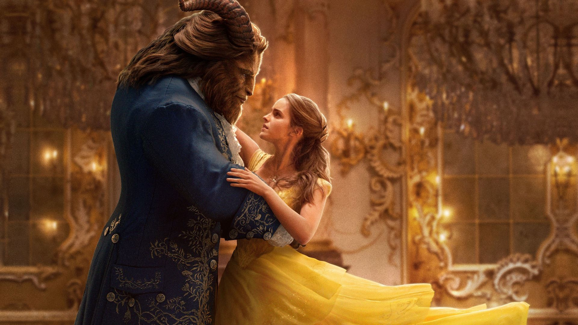 Beauty And The Beast Movie Wallpaper Hd DOWNLOAD FREE HD