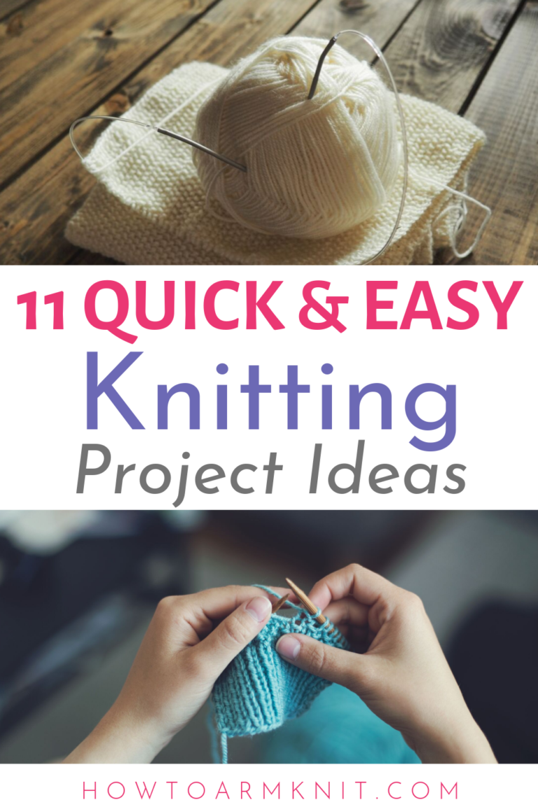 Quick  Easy Knitting Projects for Beginners  Check out these knitted ideas th Quick  Easy Knitting Projects for Beginners  Check out these knitted ideas th