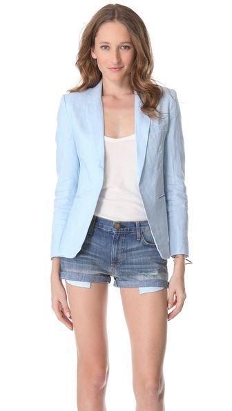 Linen Blazer | Joie Mehira $278