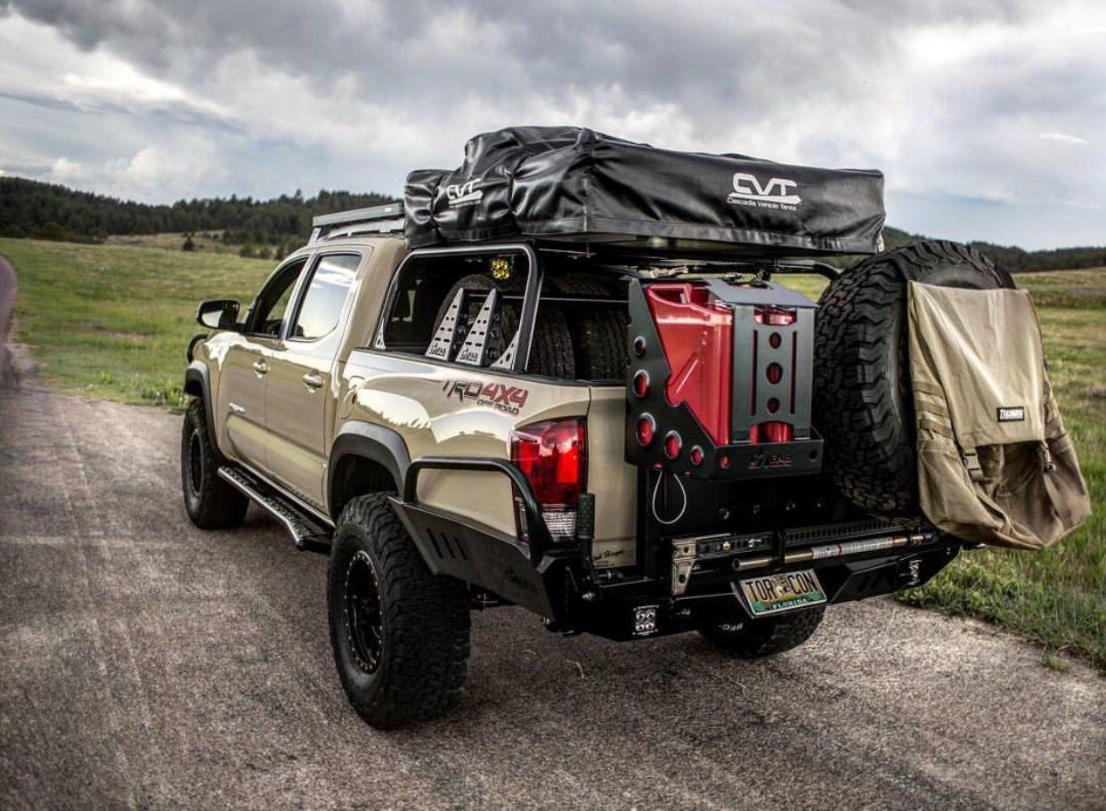 TRD … Toyota Overland truck, Overland