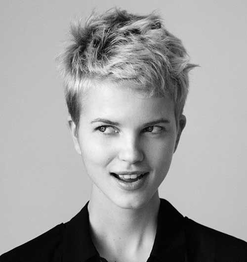 20 Short Cropped Haircuts | Pink and Milk | Hair | Pinterest | Crop ...