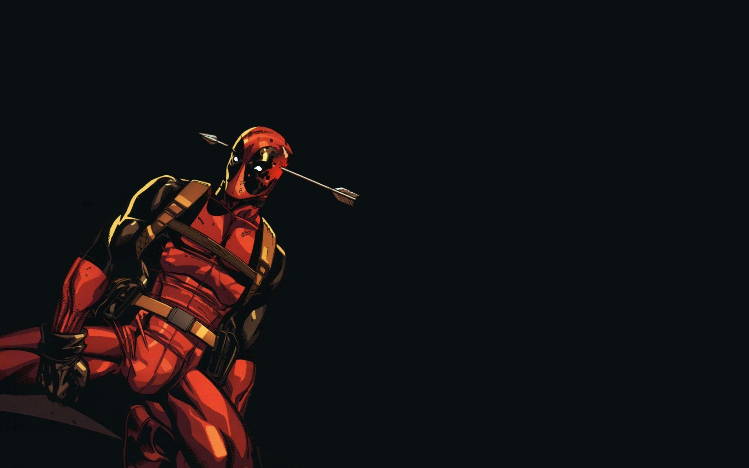 deadpool comic art wallpapers hd desktop and mobile backgrounds