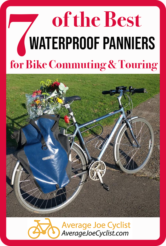 7 Of The Best Bike Panniers 2019 Waterproof Commuting And