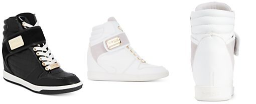 a5cf80114ce bebe Sport Colby Wedge Sneakers