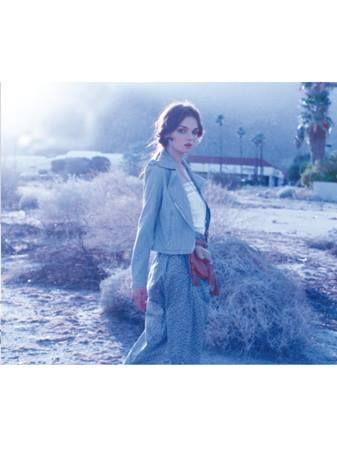 Sessùn Archive, SpringSummer 2009 Catalog , California.Mélanie Elbaz