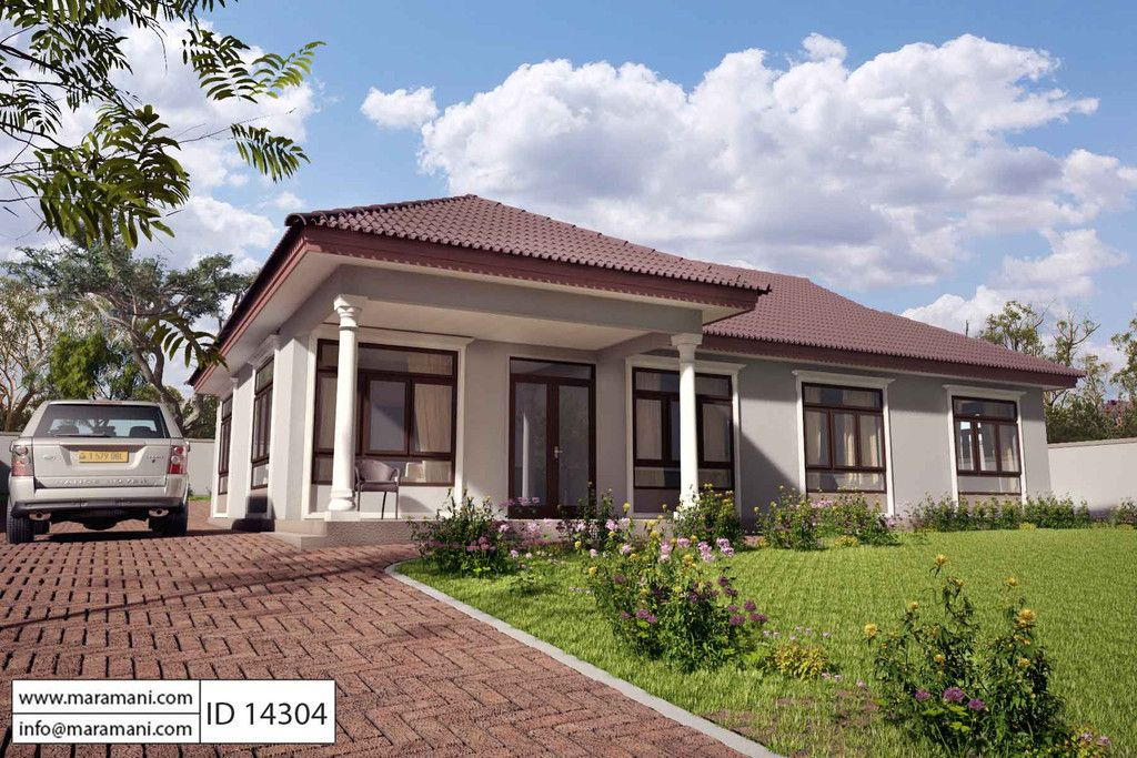 4 bedroom single story house plan ID 14304 House Plans