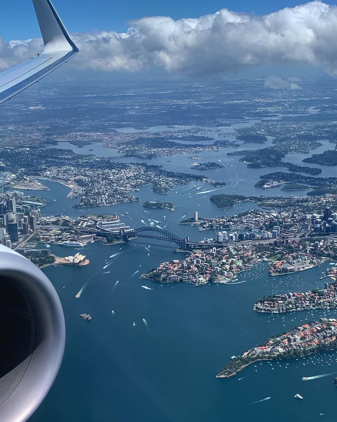 Peter On Instagram The Beauty Of A Windowseat When Departing From Sydney Incredible City Views T Beautiful Places To Travel City View Travel Photography