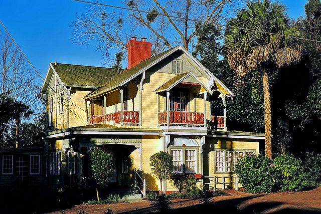 victorian house fort king street ocala architecture vernacular rh pinterest com