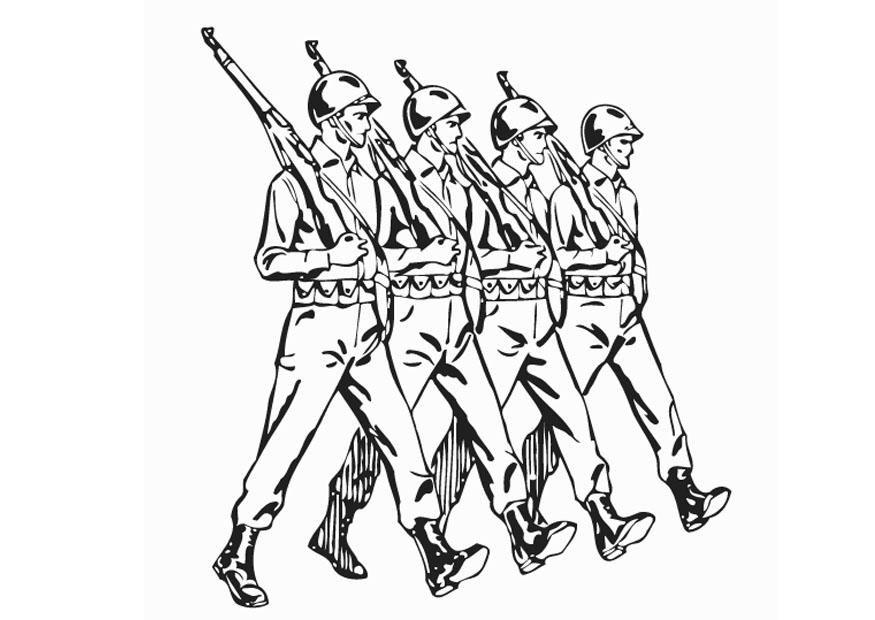 Resultat De Recherche D Images Pour Guerre Soldat Dessin Coloriage Coloriage En Ligne Gratuit Soldat