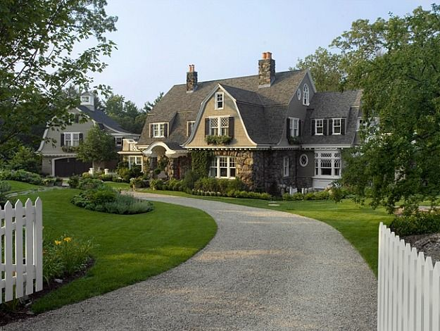 Happy Hollow A Gambrel Style House Guest Cottage