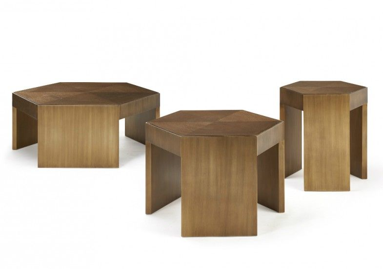 Coffee Table End Table Trio Hugues Chevalier Coffee Table Wood Coffee Table Wooden Coffee Table