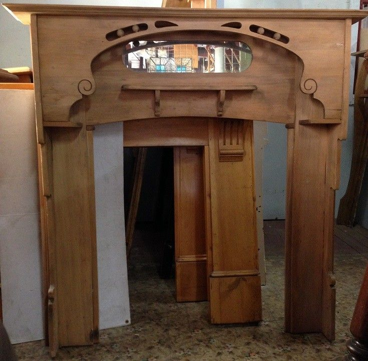 Original Timber Fireplace Surrounds Fireplace Fireplace Surrounds Timber