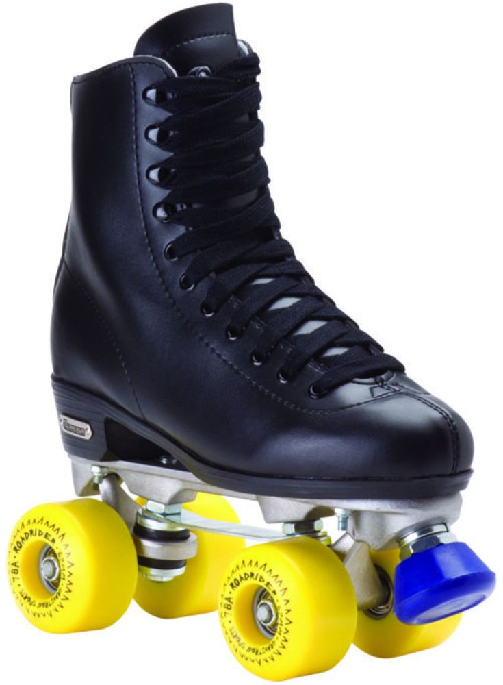 Details about Chicago Asphalt Junkie Outdoor Roller Skates