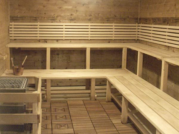 Custom Sauna Benches Home Steam Sauna Sauna Kits Hot Tub Outdoor