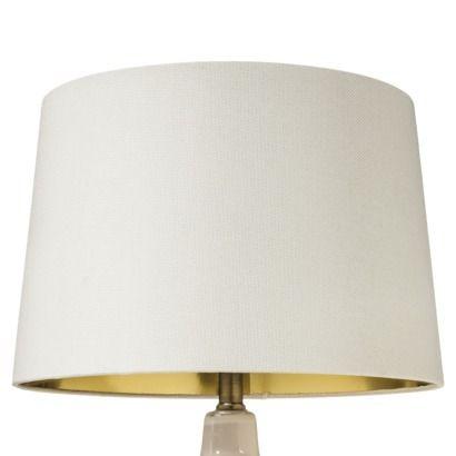 Nate Berkus Gold Lining Lamp Shade White Large Lamp Shade Rustic Lamp Shades White Lamp Shade
