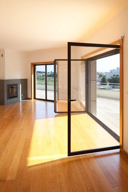 Villatrium / Architecte Visabeira imobilier Bas Boulai Pinterest - peinture porte et fenetre