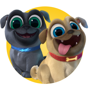 Puppy Dog Pals Due Teneri Cuccioli Puppies Dogs And Puppies Puppy Birthday