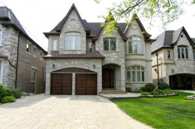 Custom Designed Dream Home On Bayview Finch Dream House House