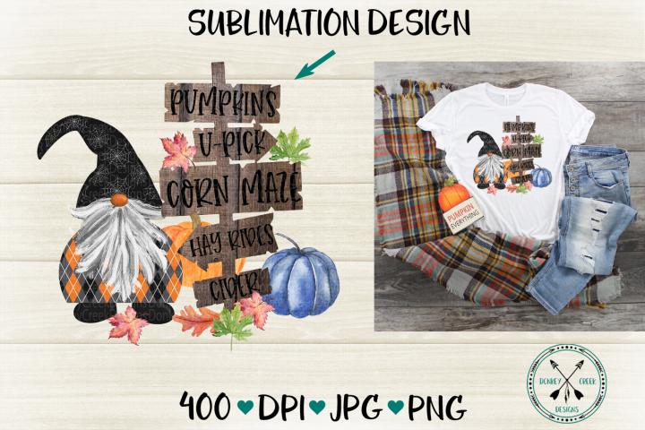 Download Halloween Gnome Hand Drawn Pumpkin Patch Sublimation Design 306645 Sublimation Design Bundles How To Draw Hands Pumpkin Patch Gnomes