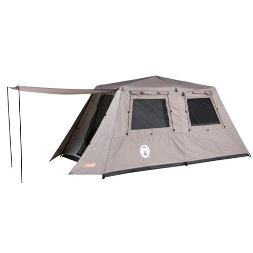 Coleman 8 Person Instant Up Tent - Full Fly  sc 1 st  Pinterest & Coleman 8 Person Instant Up Tent - Full Fly | Camping | Pinterest ...