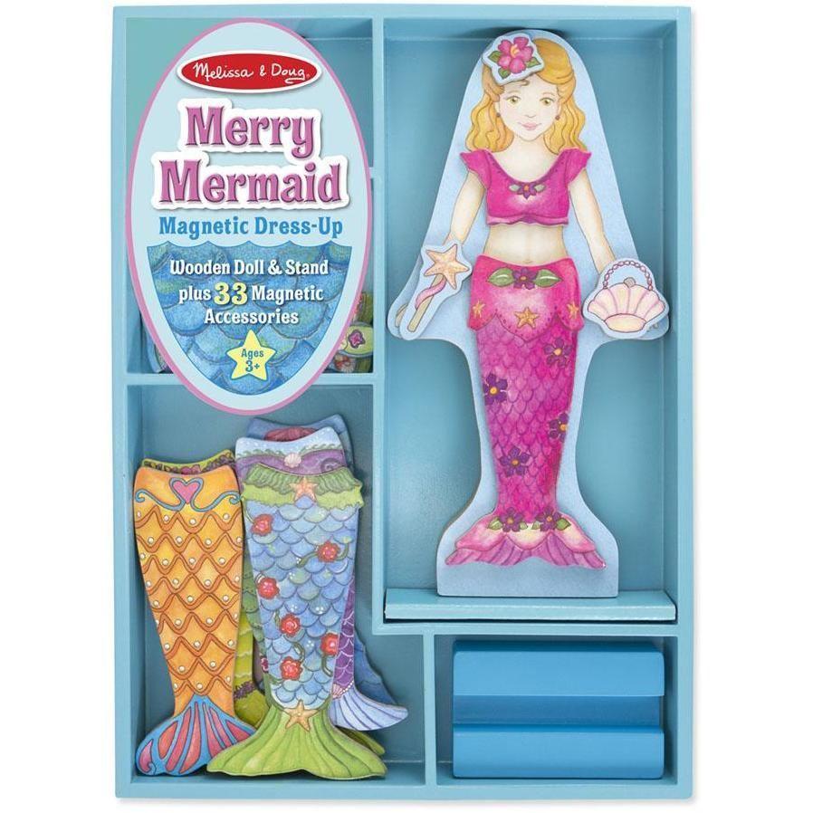 Melissa & Doug Merry Mermaid DressUp Set