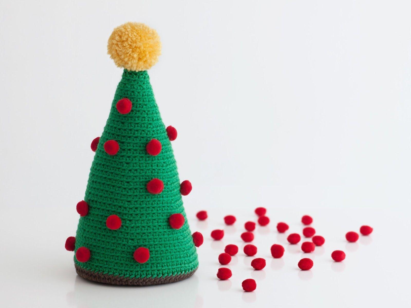 Único Las Pautas De Ganchillo Adornos De Navidad Foto - Coser Ideas ...