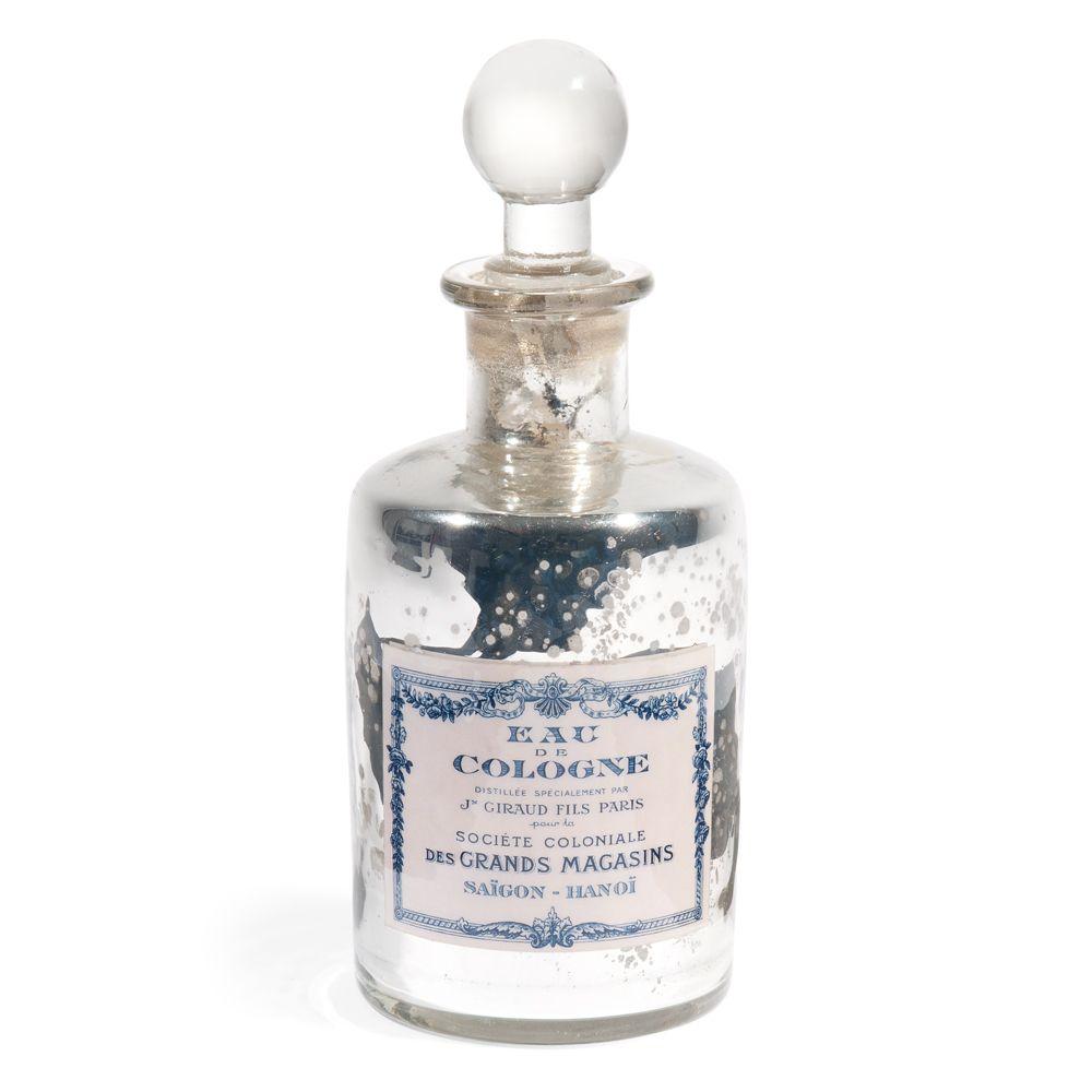 flacon eau de cologne antique home perfume bottles perfume et home deco. Black Bedroom Furniture Sets. Home Design Ideas