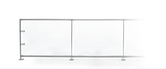 Glass Railing System | Legato Railing Collection | Wagner ...