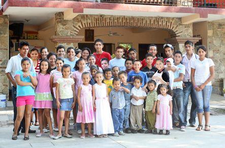 Casa Hogar Los Angelitos, Manzanillo, Mexico