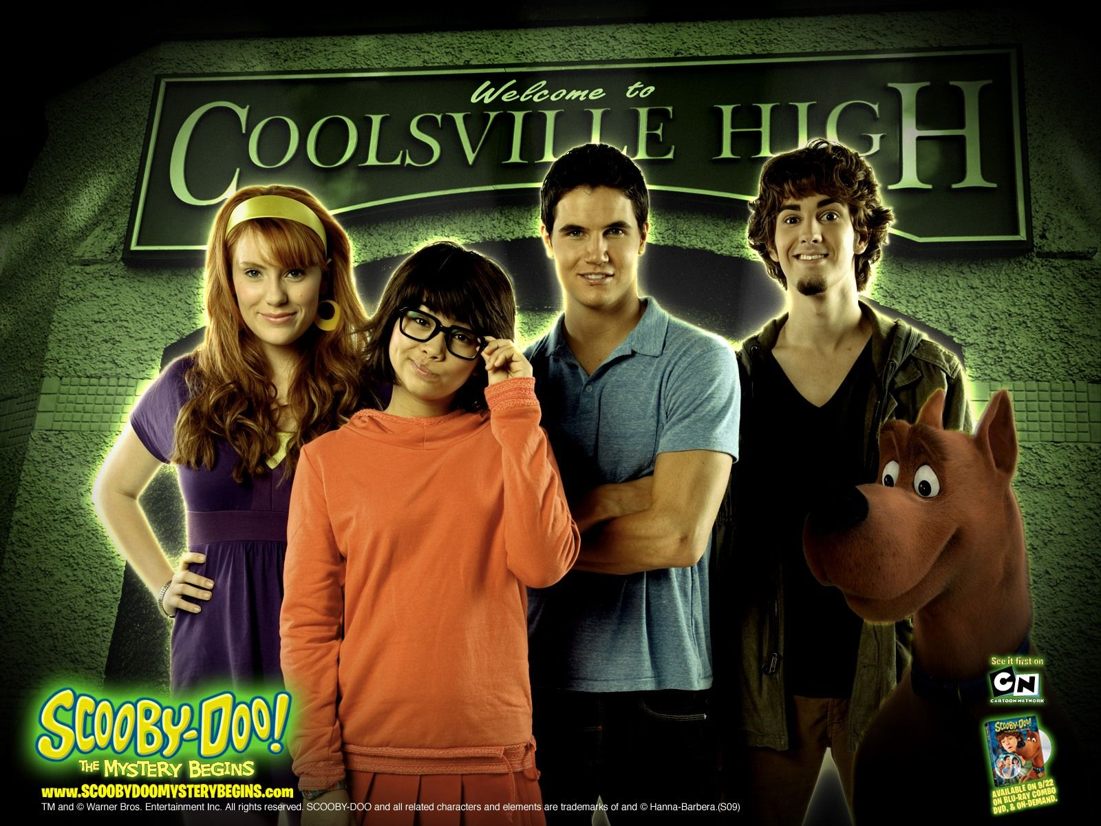 The gallery for scooby doo 3 movie - Scoobidou film ...