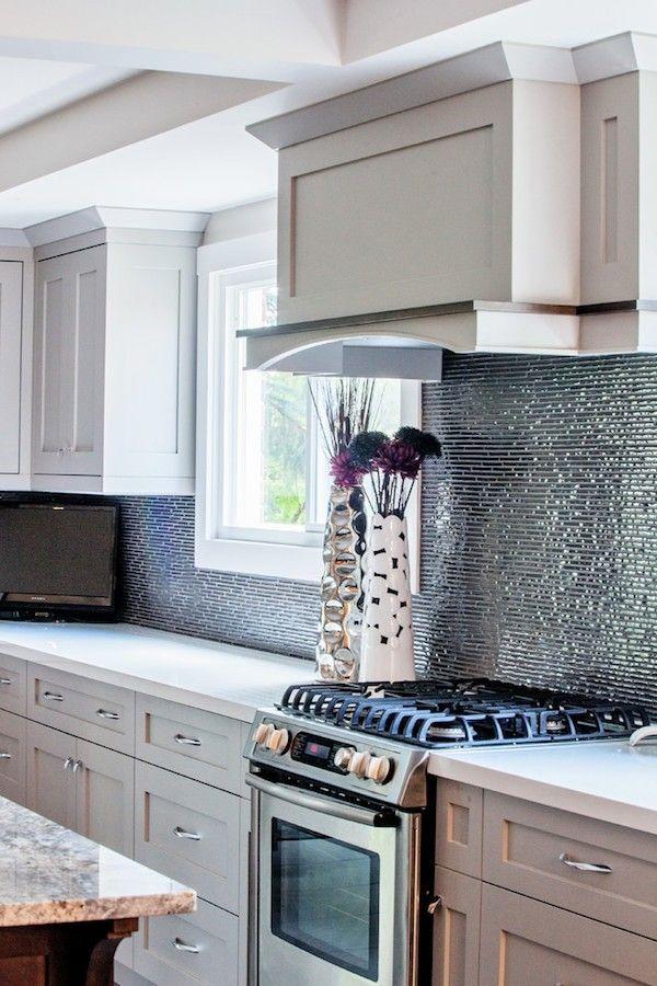 Küchenrückwand Welche Spritzschutz Varianten gibt es