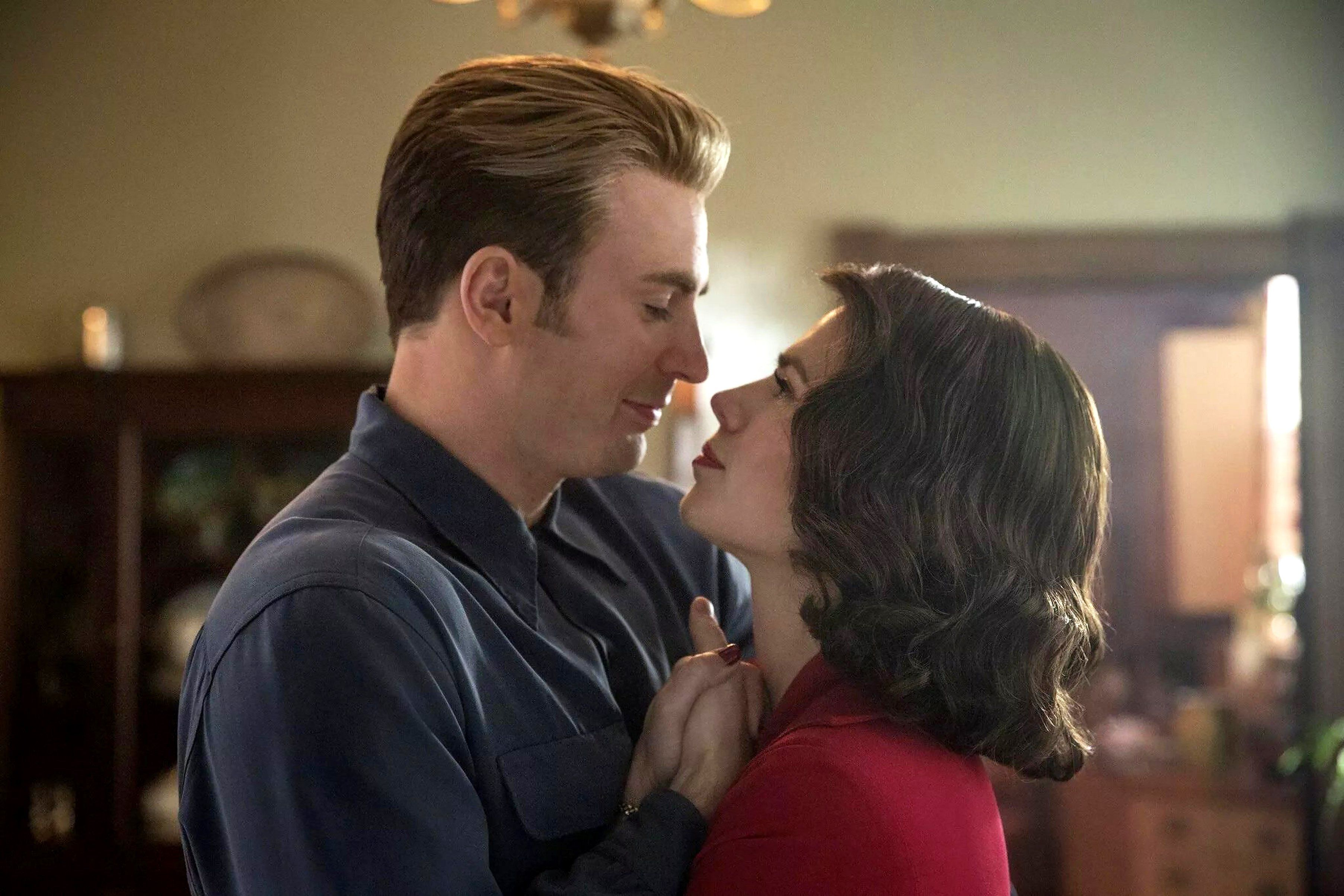 Image result for captain america and peggy carter