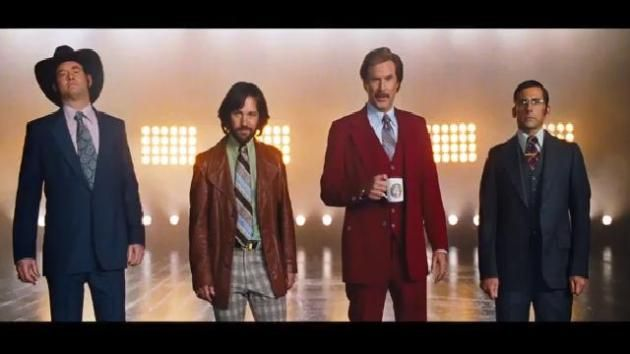 Anchorman 2 Trailer The Legend Continues Anchorman 2 Will