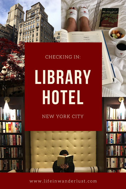 Checking In: Library Hotel In New York City, New York