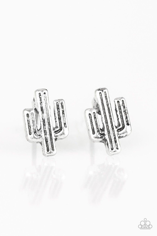 f6086ea66 Cactus Earrings Cactus Earrings, Desert Cactus, Paparazzi Accessories,  Sparkle, Bling, Enamel