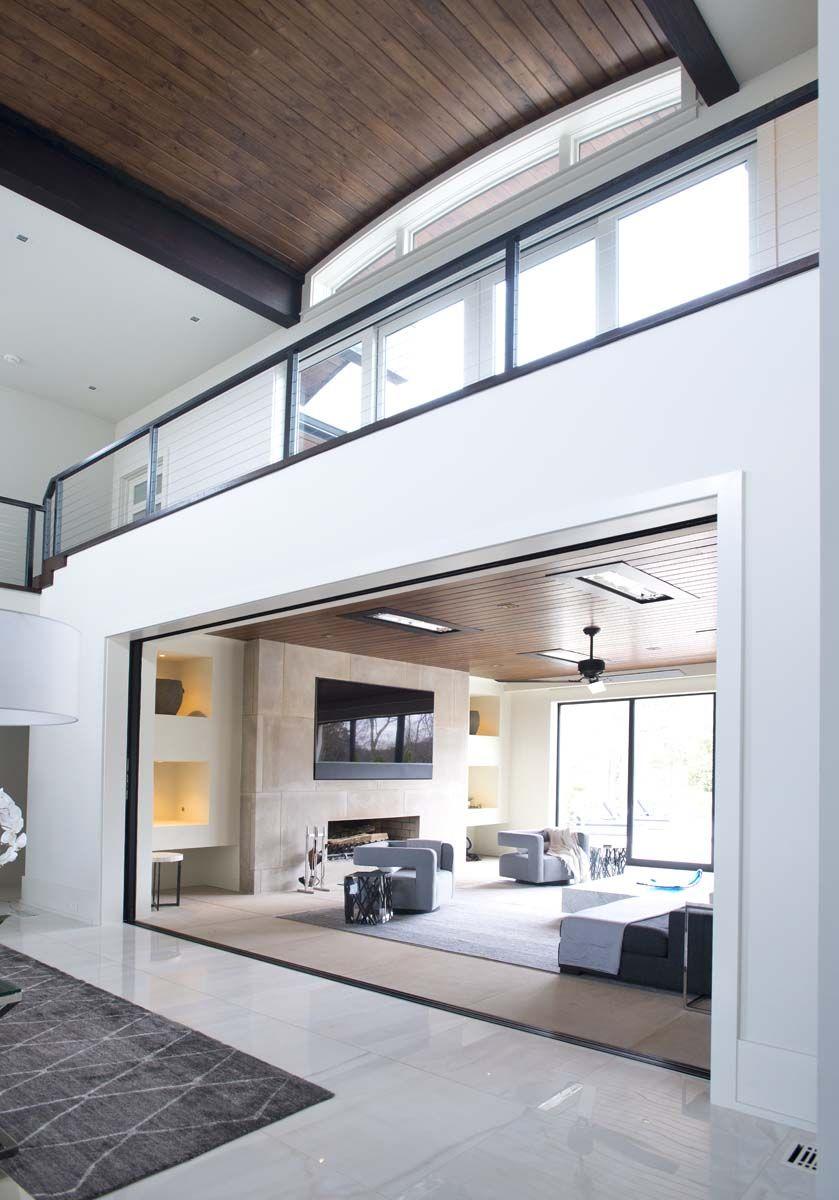 Portfolio Contemporary Interior Design New Modern House Modern