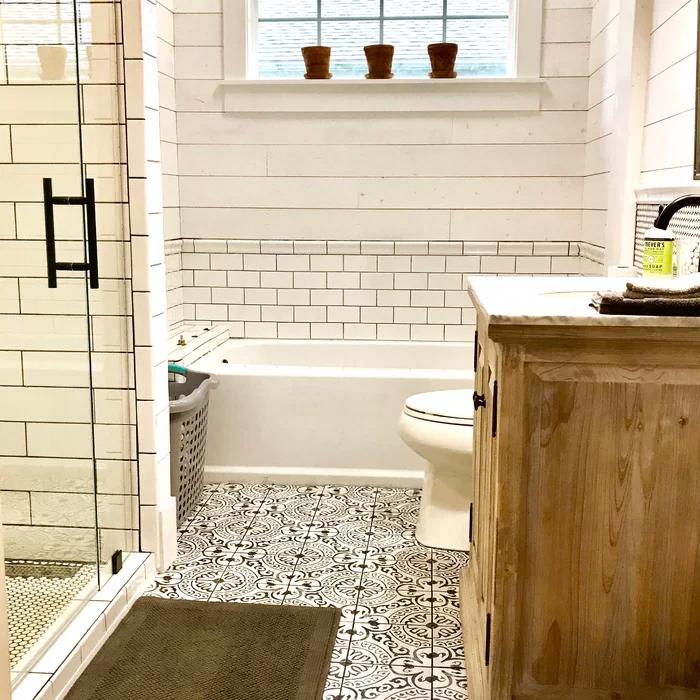 bathroom floor tiles vinyl tile