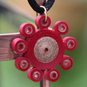 quilling heart designs - Google Search
