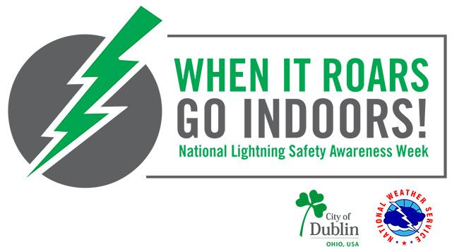 Dublin, Ohio, USA » Lightning Safety Awareness Week June