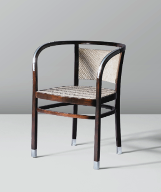 Otto Wagner Armchair ca. 1900 | Otto Wagner | Pinterest ...