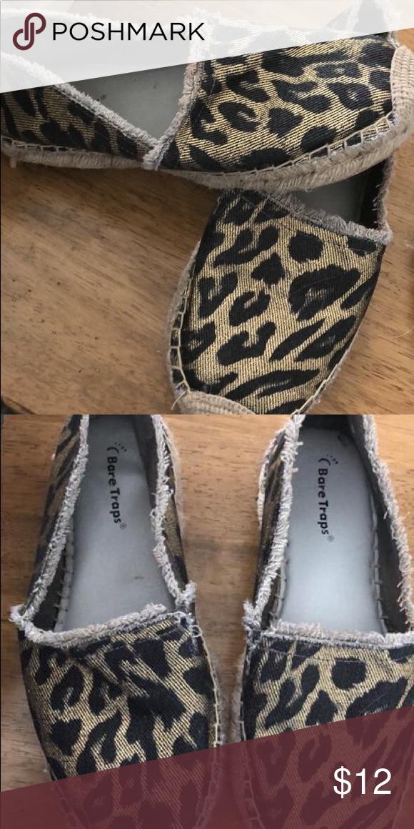 54fe0e38a704 Leopard Print Bare Traps Shoes (Size 9) Super comfortable Shoes! •Bare Traps  - Size 9 •Excellent Used condition! BareTraps Shoes Flats   Loafers