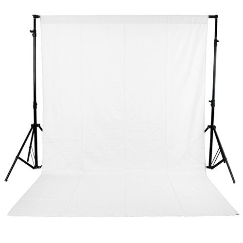 Neewer White 10 X 20 3m X 6m Muslin Collapsible Background Photography Video Backdrop Tel Backdrops Backgrounds Background For Photography Video Backdrops