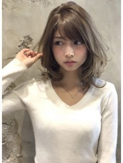 ヘアカタログ ミディアム 画像あり 美髪 短い髪のためのヘア