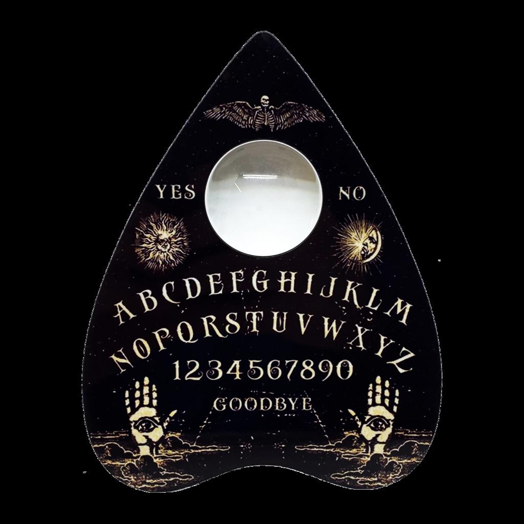 Gothic Ouija Board Planchette Planchette Ouija Ouija Board