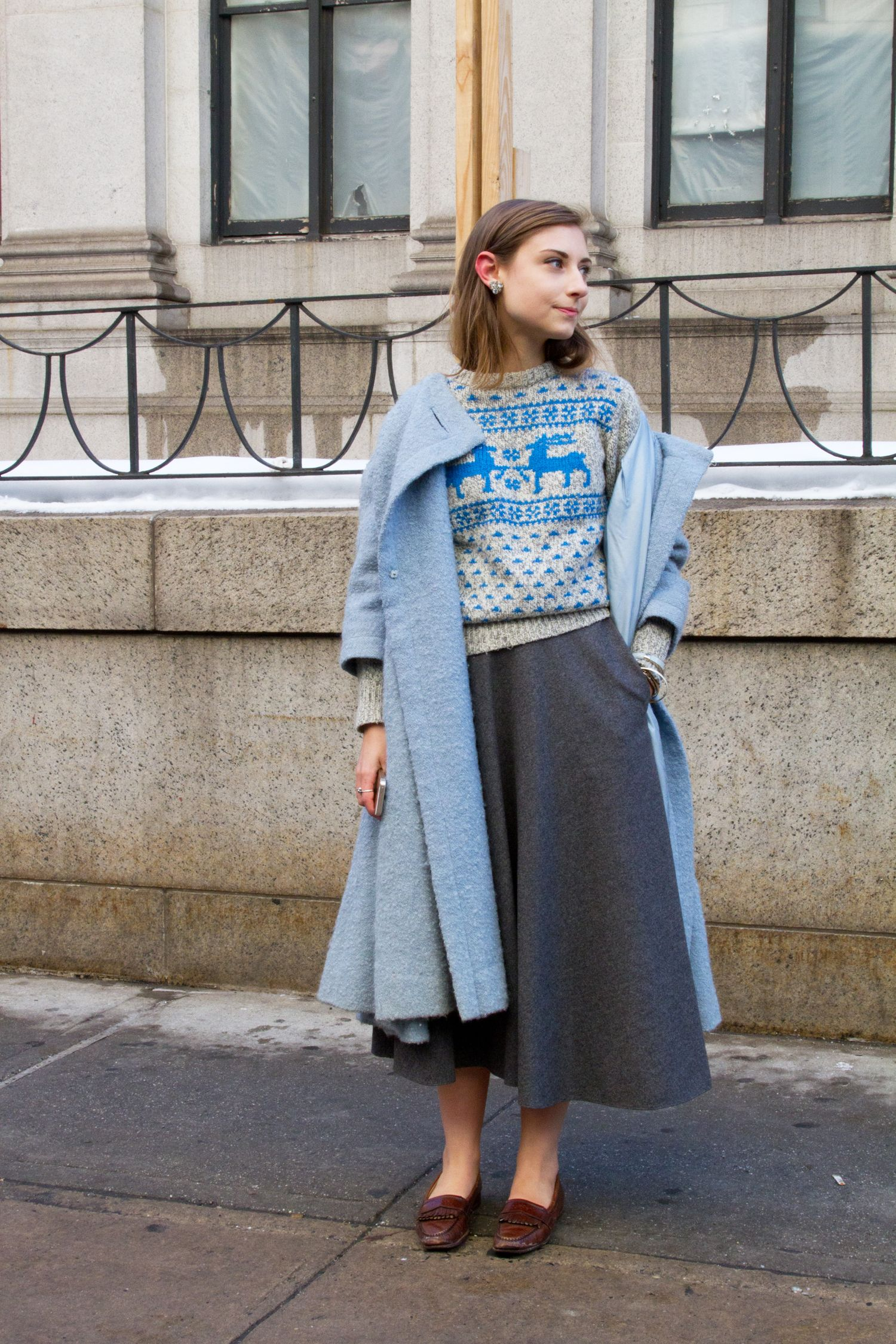 Street Style From New York Fashion Week, Day 5 | StyleCaster