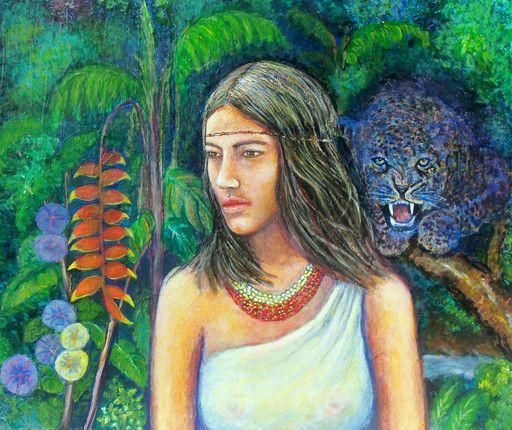 """Galería \""""'MISIONES, MAGIA Y LEYENDA'\"""" de Clara Pólito @ VirtualGallery.com"""