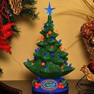 Florida Gator Christmas Tree Gator Chomp Chomp